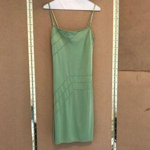Bcbg Green Dress Sz. M NWT